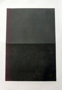 TO-001 - Tomie Ohtake - Sem Título - Serigrafia - PA - 100 X 70 cm - 1998